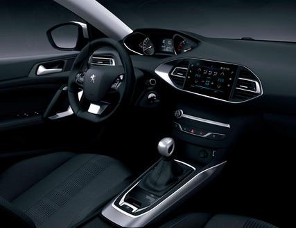 Nouvelle PEUGEOT 308 - Peugeot i-Cockpit®