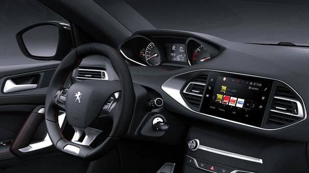 Nouvelle PEUGEOT 308 GT LINE – intérieur haut de gamme avec le PEUGEOT i-Cockpit®
