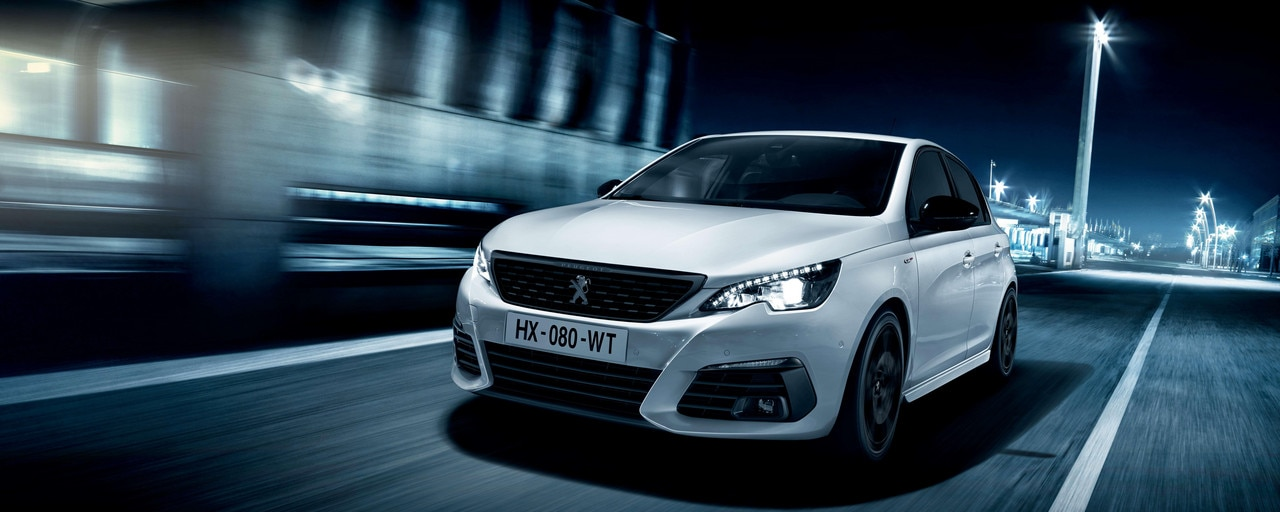 PEUGEOT 308 – option black pack