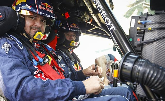 Aventuriers Dakar 2017 – Loeb et Elena décrochent la deuxième place