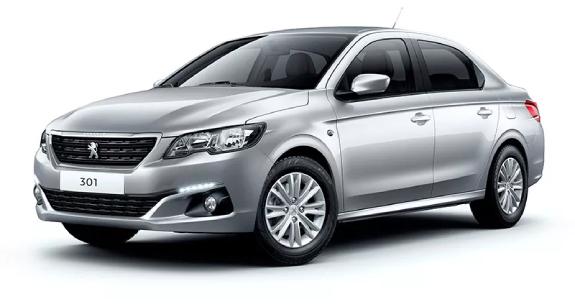 Peugeot 301 Active 1.2L 82 CH