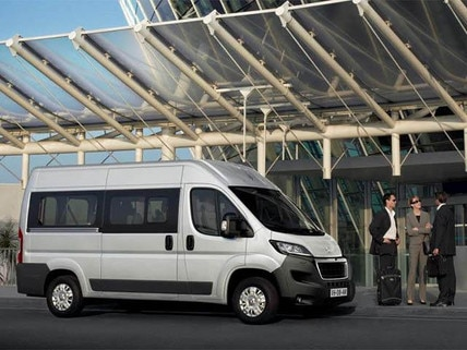 Boxer Combi: carry more passengers