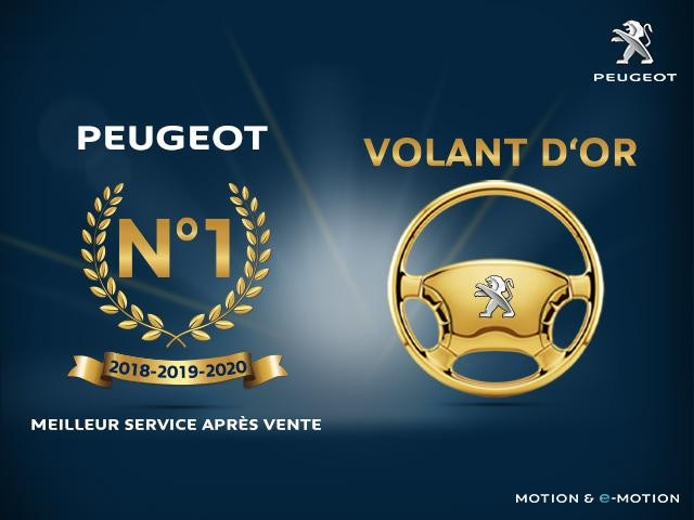 VOLANT D'OR
