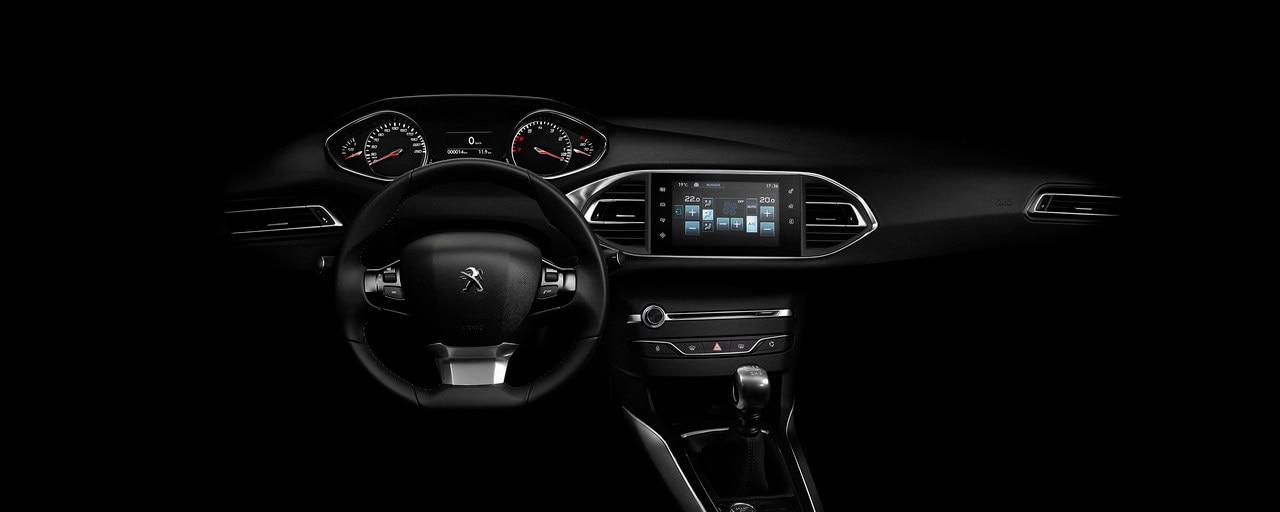 Peugeot i-Cockpit 308