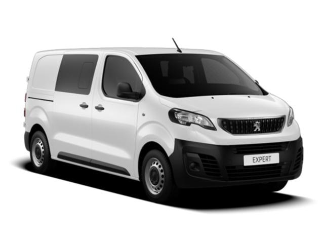 Peugeot Utility deep cab model