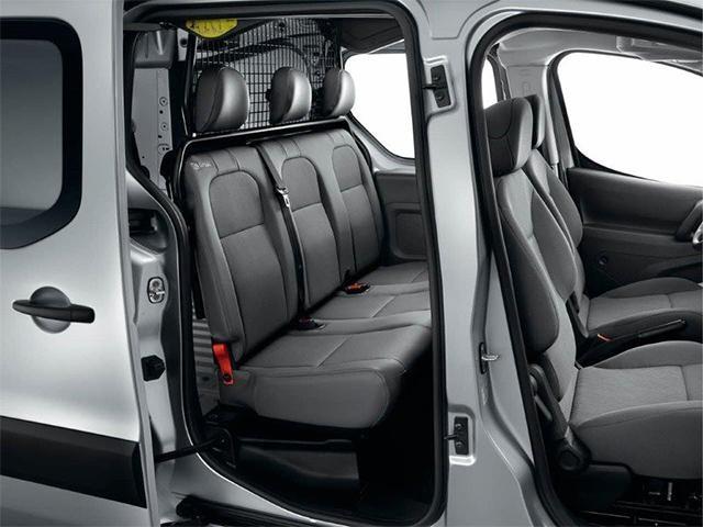 Peugeot Utility sliding door