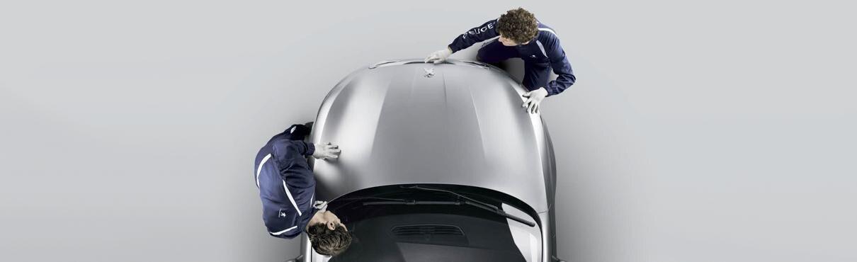 Entretien de véhicule d'entreprise Peugeot