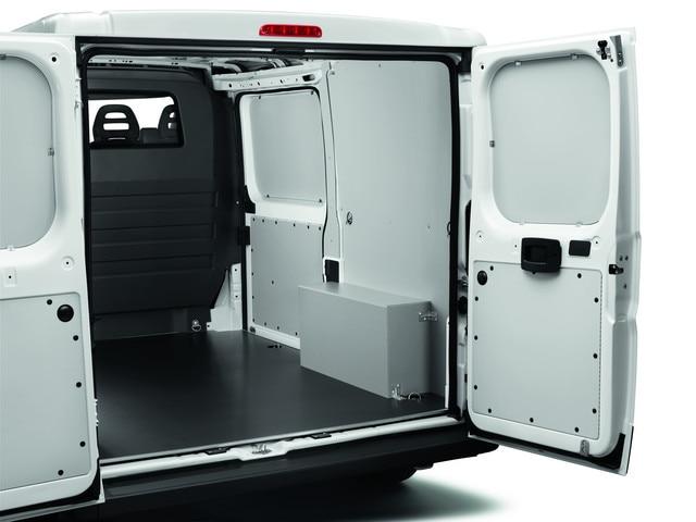 Transformation véhicule professionnel Peugeot