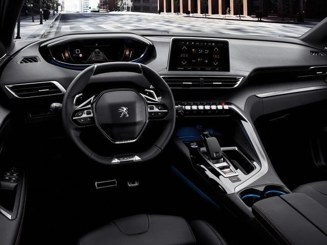 I-cockpit peugeot 5008