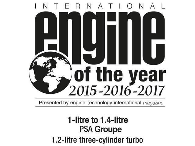 Engine of the year 2017