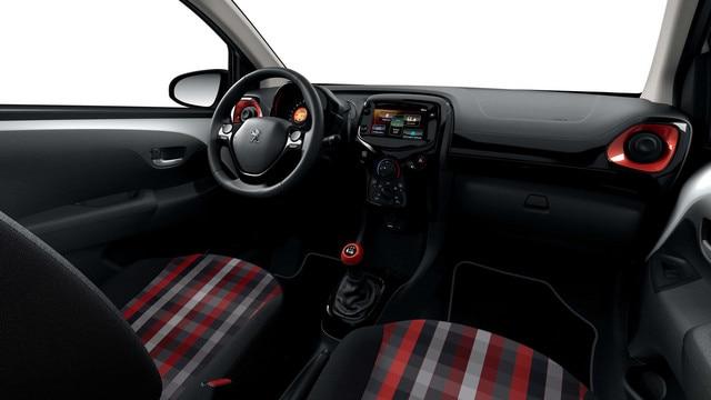 Peugeot 108 5 portes