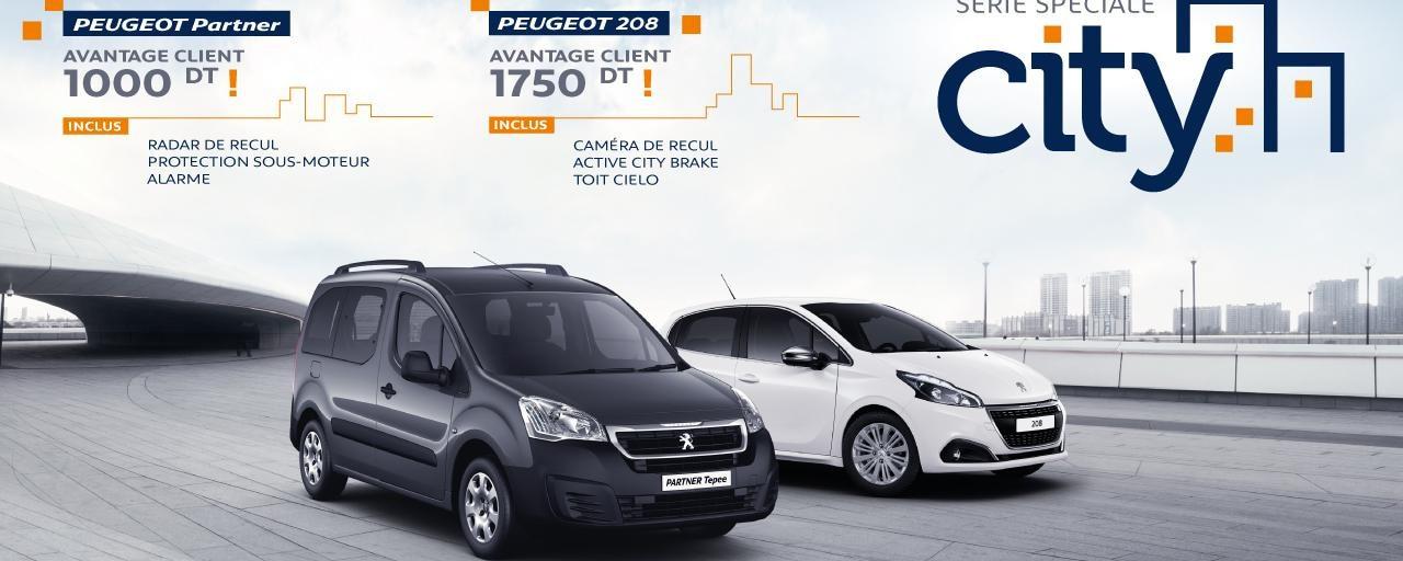 Peugeot City