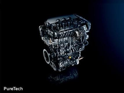 Nouveau SUV PEUGEOT 5008 : Moteurs essence 3 cylindres PureTech Euro6