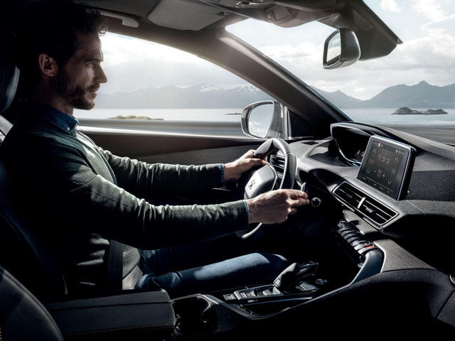 i-cockpit 3008 intérieur lifestyle