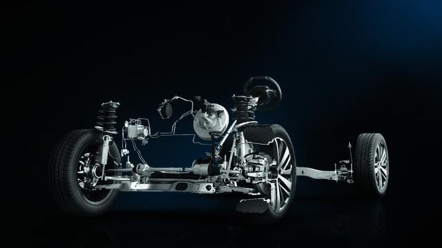 Nouveau SUV PEUGEOT 5008 : Nouvelle plateforme EMP2