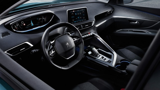 Nouveau SUV PEUGEOT 5008 : Peugeot i-Cockpit® 100% high-tech